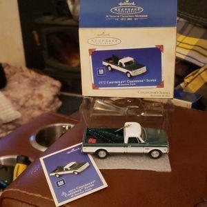 Hallmark Keepsake  1972 Chevrolet Cheyenne